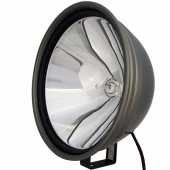 Powa Beam PLPro-11 HID With Roof Bracket Spotlight (285mm) - 70W