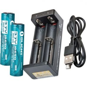 Universal 2x Lithium Charger