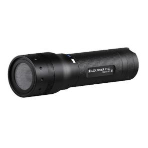 Led Lenser P7QC Quattro Colour Flashlight