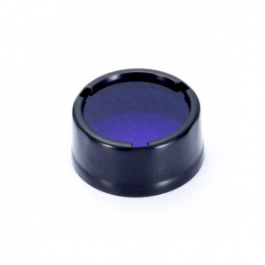 Nitecore 25mm Blue Filter