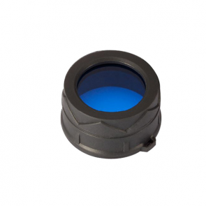 Nitecore 34mm Blue Filter