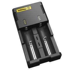 Nitecore I2 Two Cell Intellicharger