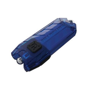 Nitecore Tube Keychain Flashlight - Blue