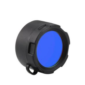 Olight 63mm Torch Filter - Blue