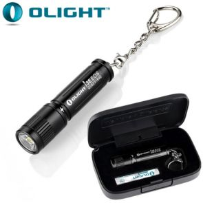 Olight i3E LED Torch with Gift Box - Black