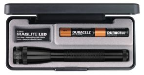 Maglite LED AA with Batteries and Gift Box - Black